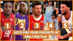 Shaqtin'A Fool spécial All-Star Weekend : Le Celebrity Game régale