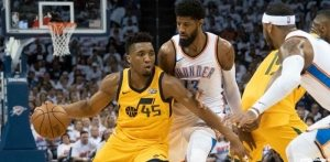 Pari NBA : Gagnez 300€ en misant sur le Jazz à OKC